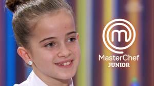 Aurora en el gran duelo final de 'Masterchef Junior 8'