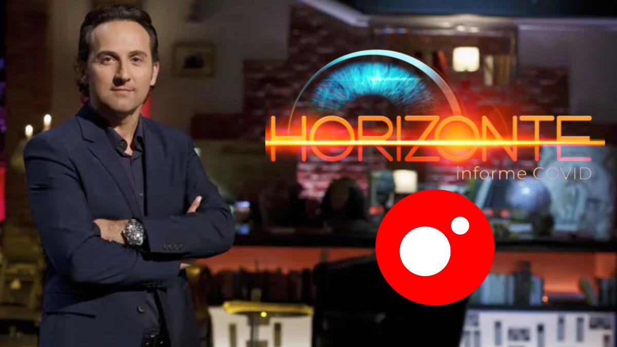 Iker Kiménez torna amb 'Horizonte: Informe Covid', que passa de Telecinco a Cuatro