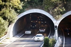 Los Túneles de Vallvidrera.