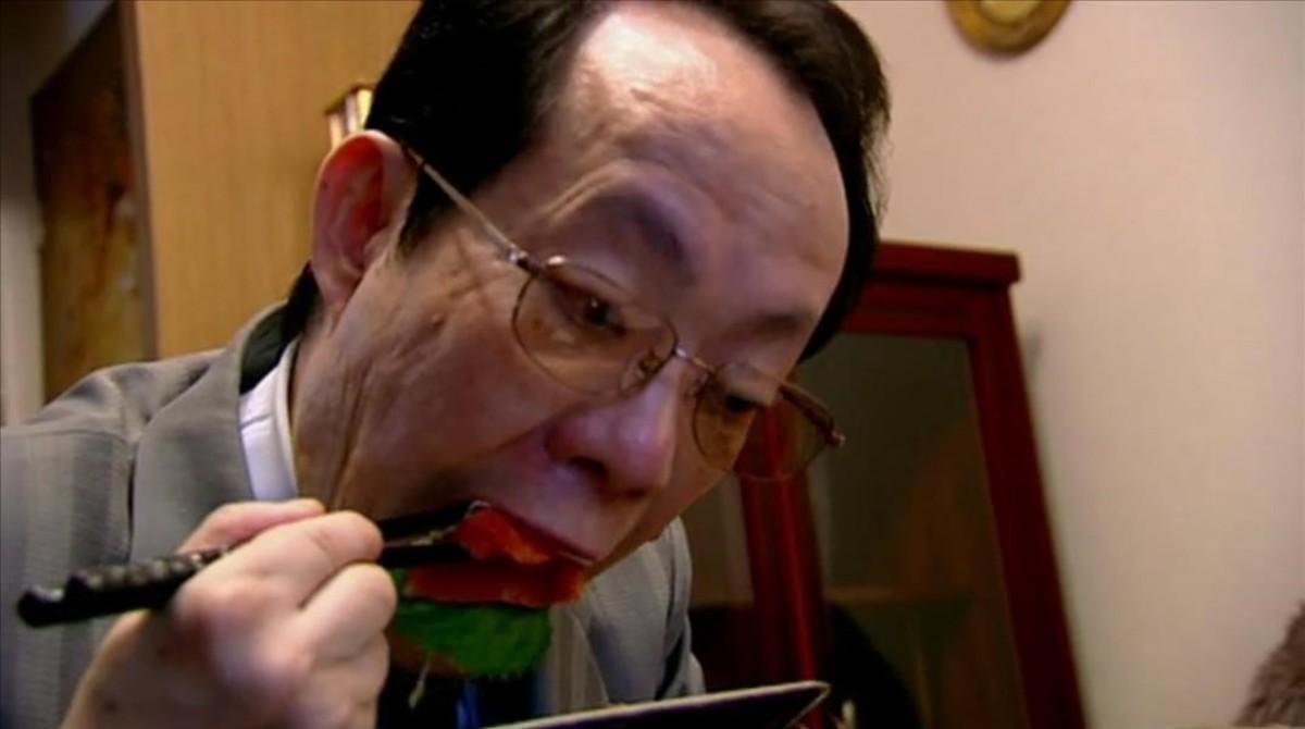 Issei Sagawa, en el 2006.