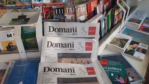 Itàlia estrena un nou diari en paper malgrat la crisi