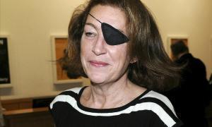 Marie Colvin, periodista estadounidense asesinada en Siria.