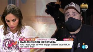 """Kiko Rivera, de nuevo brutal contra Isabel Pantoja en Telecinco: """"Si le pasa algo, me deja un pufo de por vida"""""""