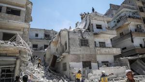 La guerra interminable a Síria