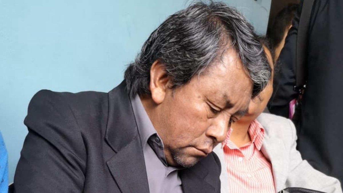 Boror Uz está siendo procesado por el delito de agresión sexual.