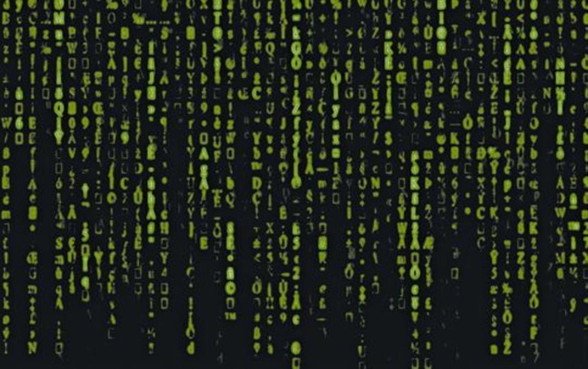 Código binario 8 Recreación del código que genera contraseñas para un sistema informático.