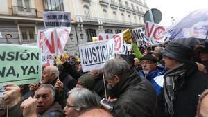 Pensions, un exemple de solidaritat