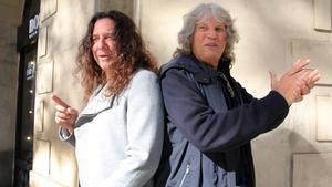Tomatito y José Mercé.