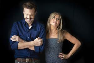 Jennifer Aniston y Jason Sudeikis.
