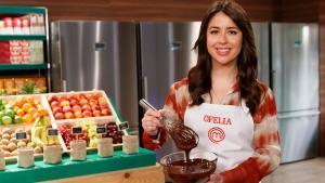 Ofelia, aspirante de 'Masterchef 9'.