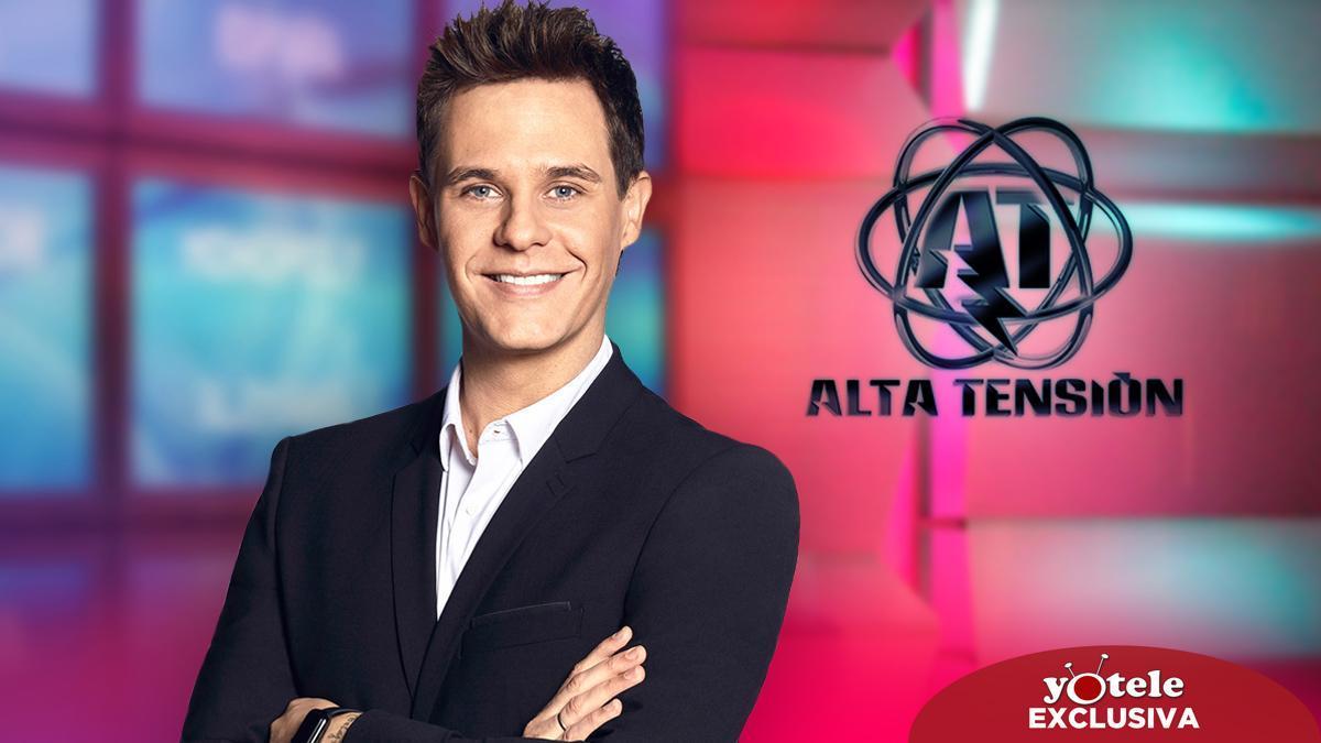 Christian Gálvez vuelve a Telecinco para competir con 'Pasapalabra': presentará el concurso 'Alta tensión'