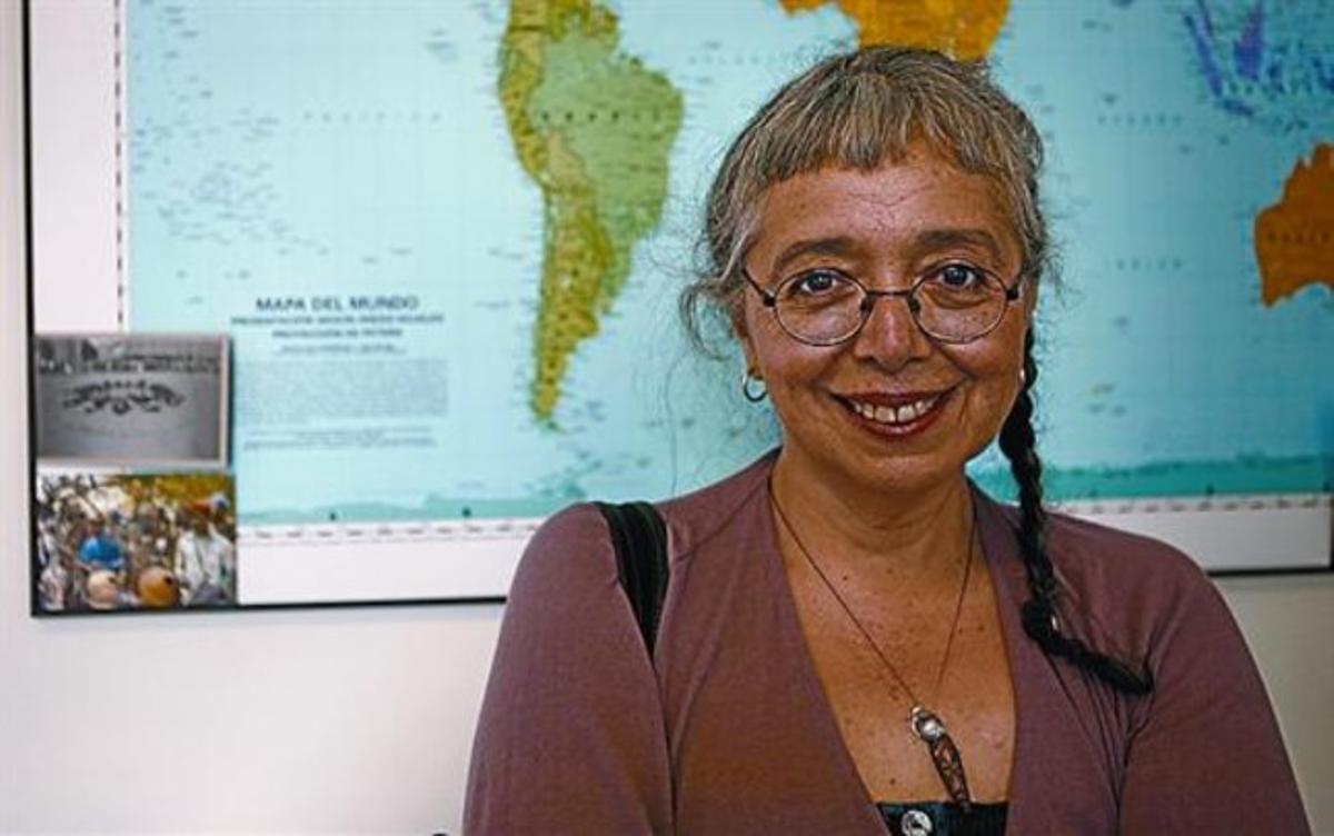 "Giulia Tamayo: ""Fujimori ordenó esterilizar a miles de mujeres peruanas"""