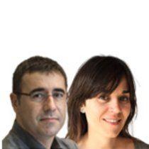 Xavier Bonal y Sheila González