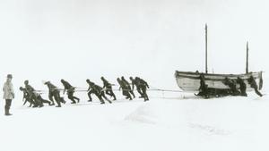 La legendaria expedición a la Antártida de Ernest Shackleton.