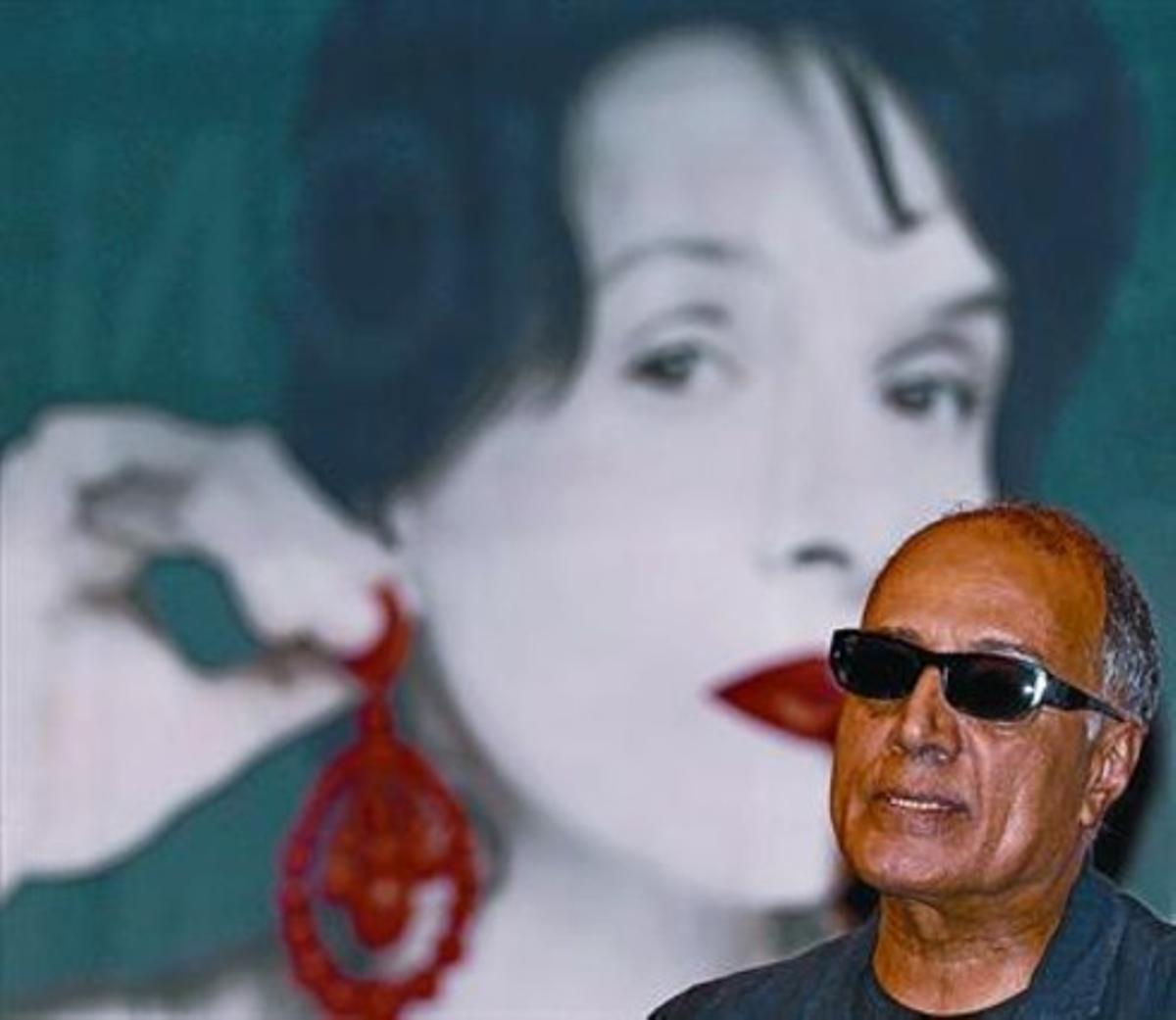"""Abbas Kiarostami: """"Me duele mucho  lo que pasa en Irán,  pero no puedo irme"""""""