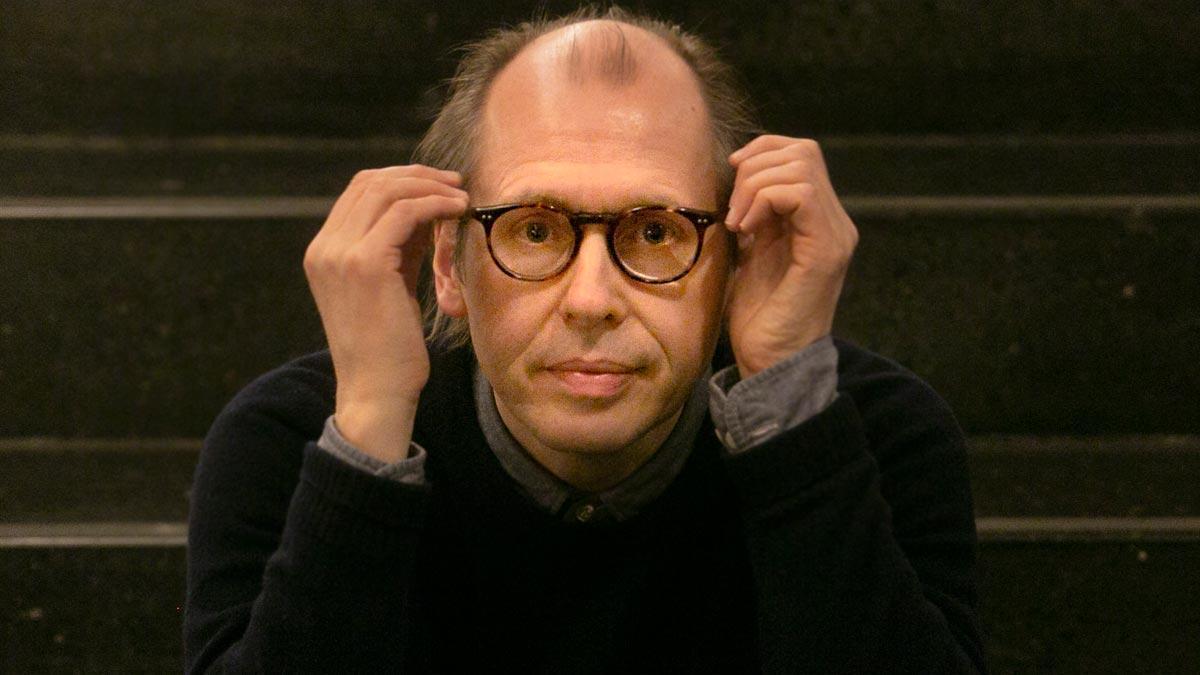El novelista británico David Peace.