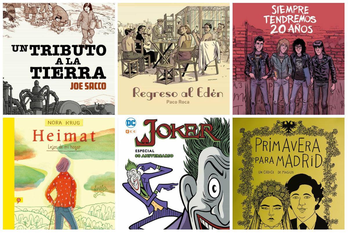 15 cómics recomendados para esta Navidad 2020