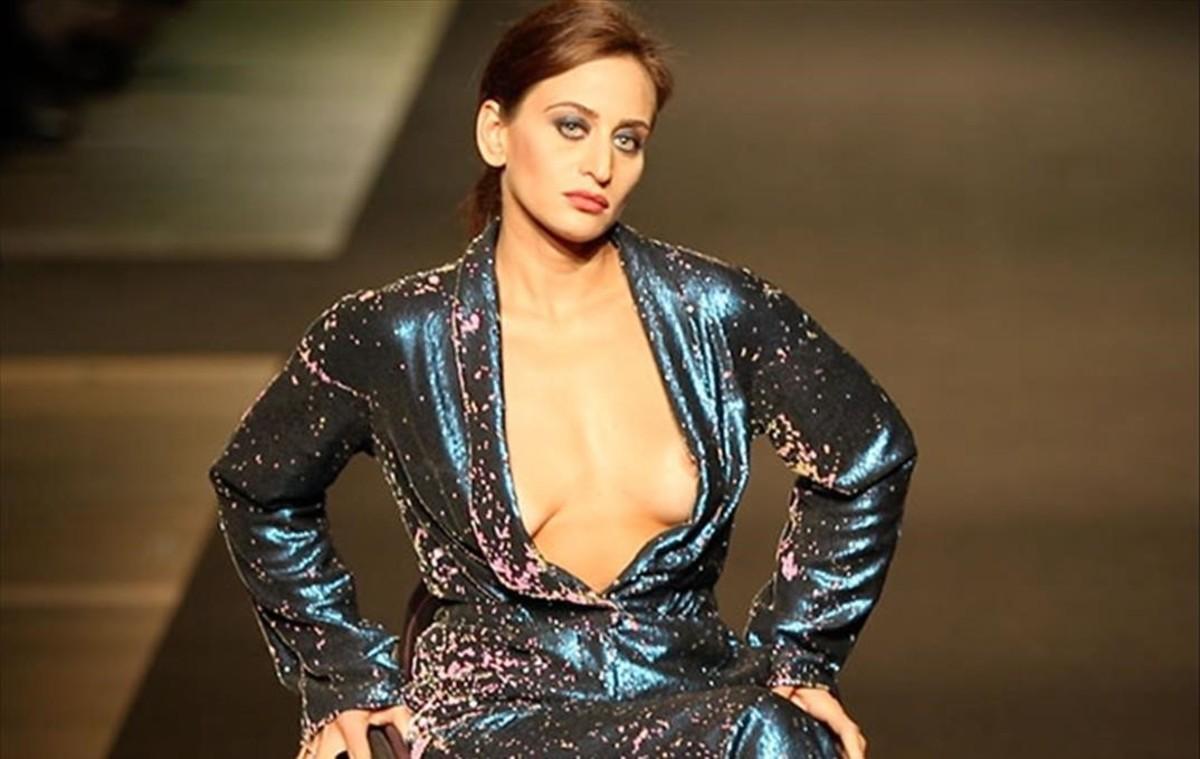 La modelo Manuela Migliaccio, en una foto de archivo.