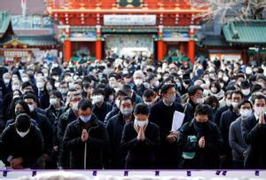 L'economia del Japó es va contraure el 4,8% l'any passat