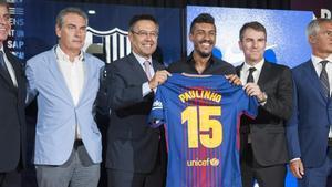 """Paulinho: """"Tengo la certeza y confianza de hacer un buen trabajo"""""""