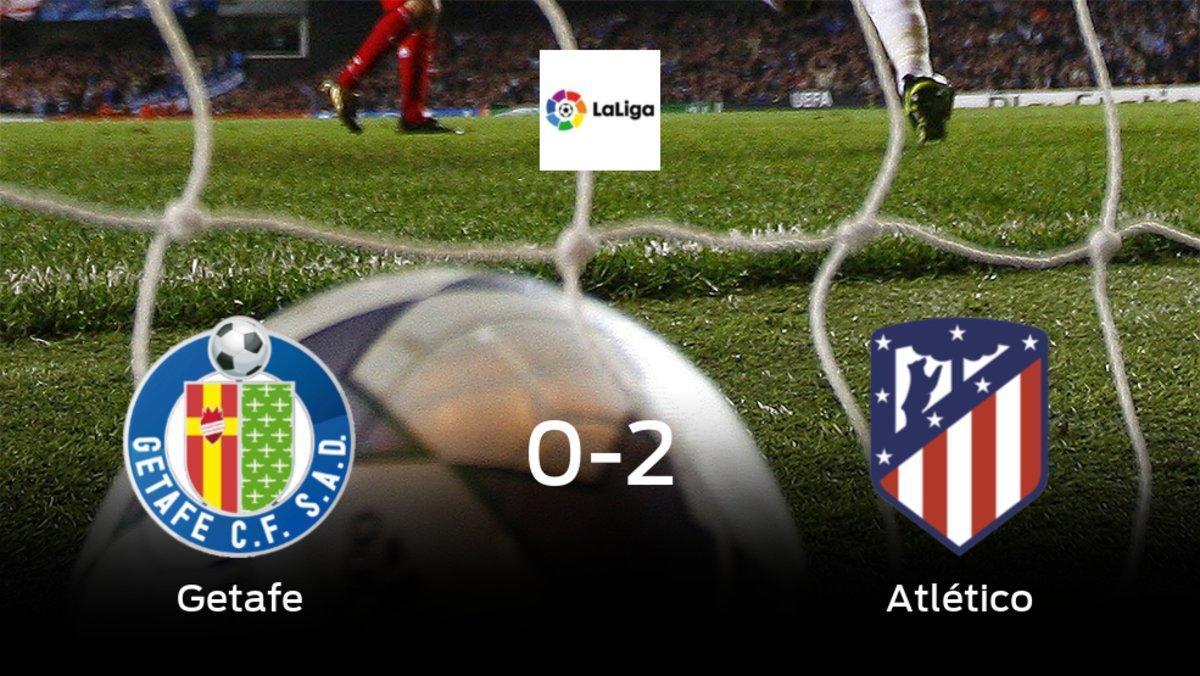 Getafe 0 2 Atlético De Madrid