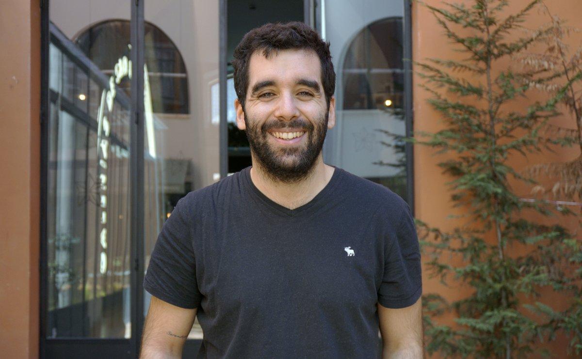 Álvaro González, director general del campus de Ironhack en Madrid.