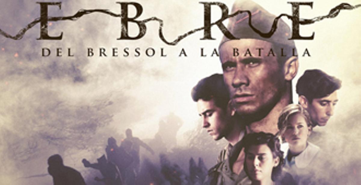 Tráiler de 'Ebre, del bressol a la batalla'.