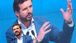 Àcides crítiques a Casado per assegurar que a les Balears no es parla català