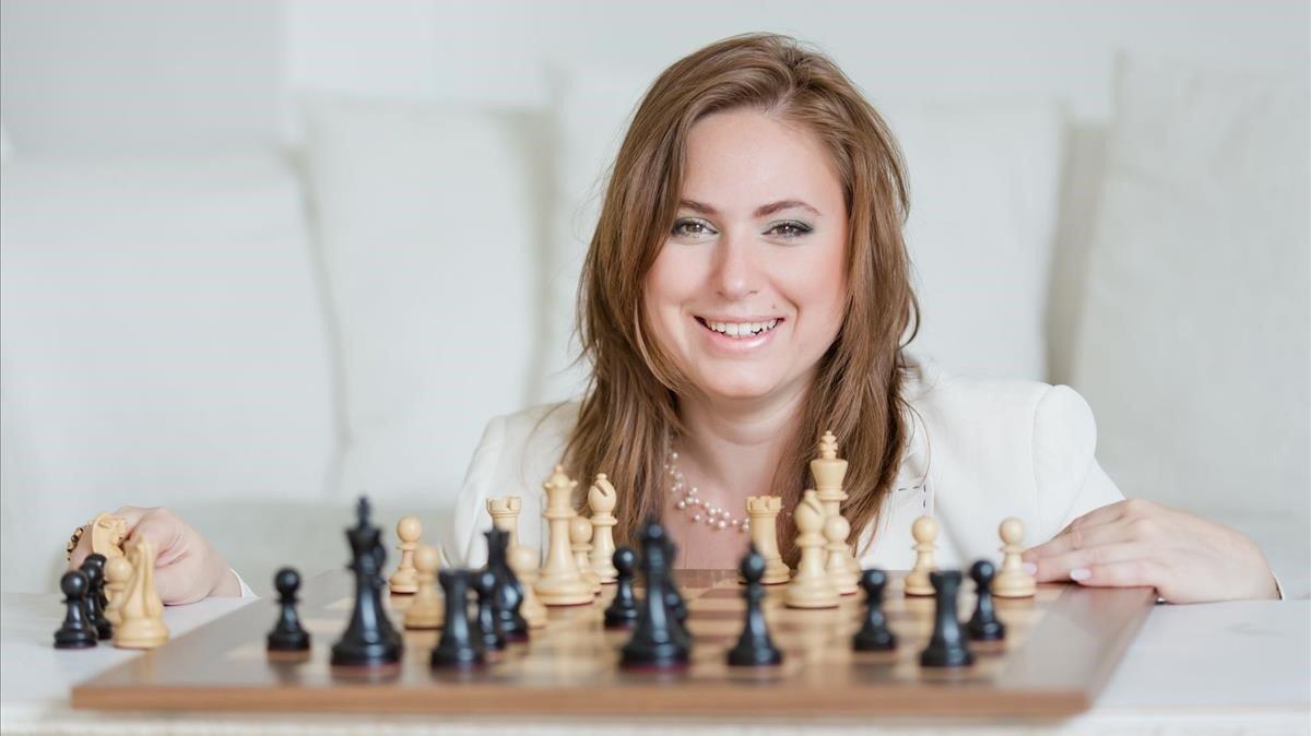 Judit Polgár, la dama dels escacs
