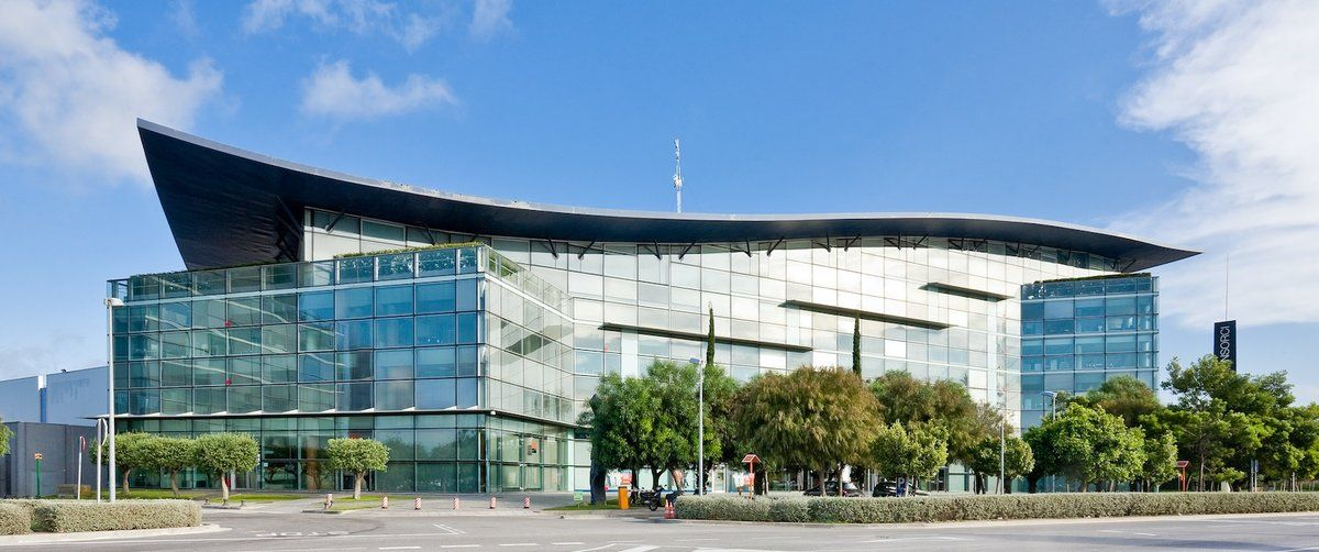 Sede del Consorci de la Zona Franca, Barcelona