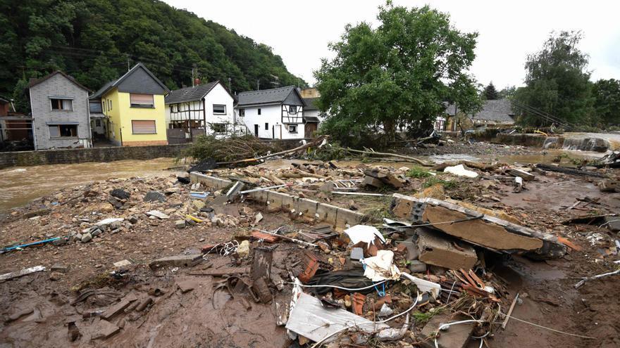 """Tragedia en Alemania """"Esto es más que una inundación. Es un apocalipsis"""""""