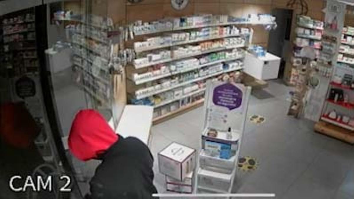 Un detingut a l'Hospitalet a l'intentar atracar una farmàcia a punta de navalla