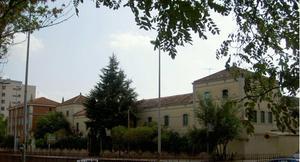 Antiguo cuartel de la Guardia Civil, Sabadell
