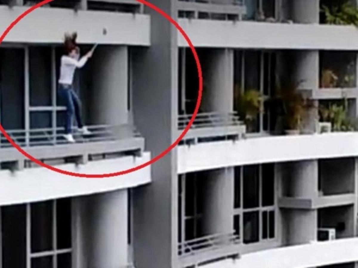 Una dona portuguesa mor a Panamà després de caure d'un pis 22