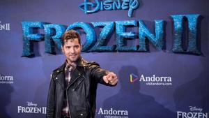 David Bisbal pone voz a la banda sonora de 'Frozen II'.