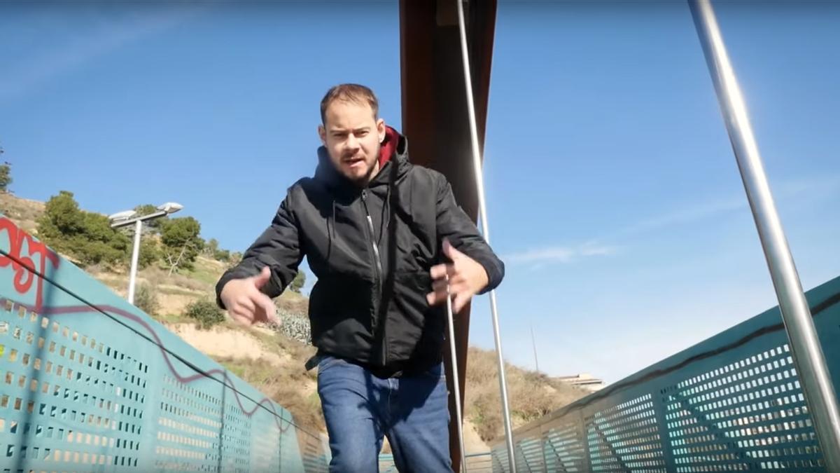 Pablo Hásel replica a la Justicia con un descarnado rap contra Felipe VI