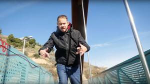 Pablo Hasél replica a la Justicia con un descarnado rap contra Felipe VI