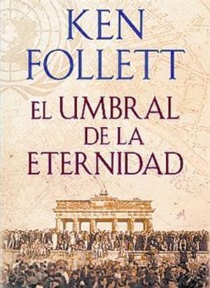 Ken Follett, ayer, en el hotel Palace de Barcelona.