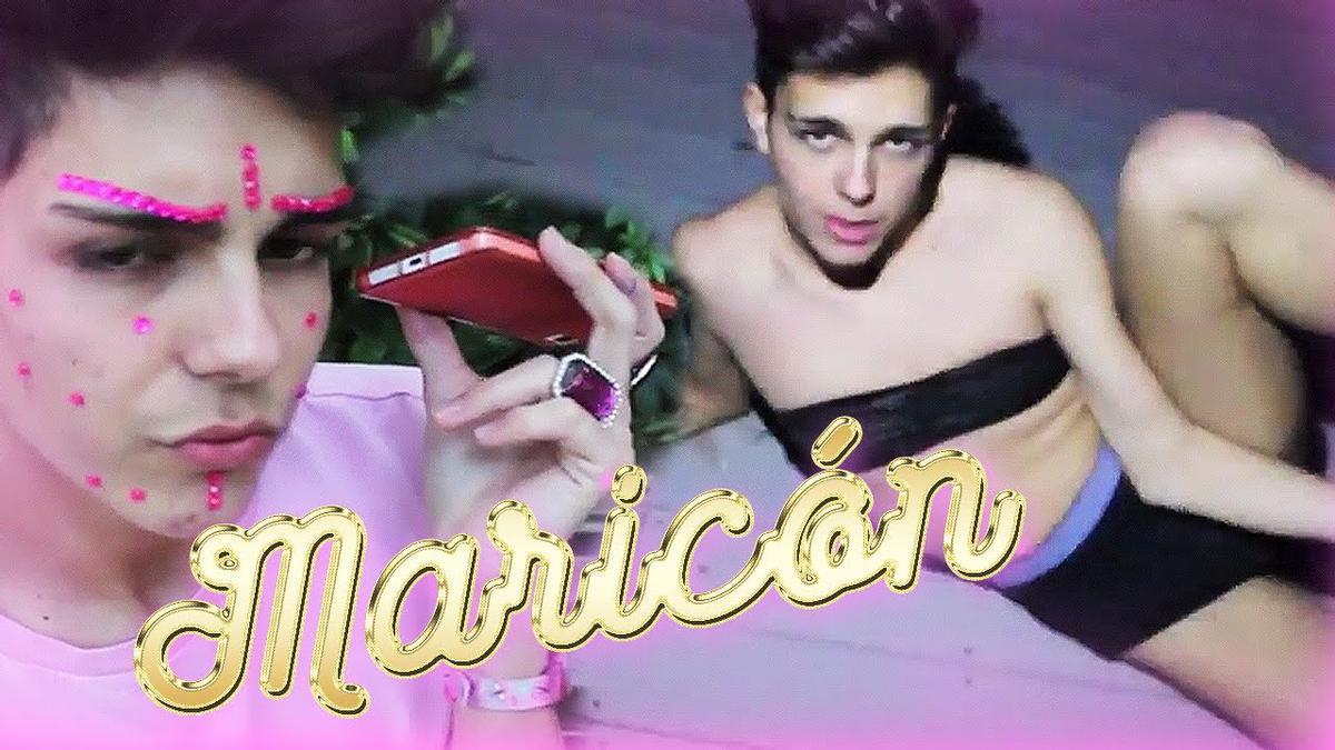 Maricón - Samantha Hudson (Videoclip Oficial)