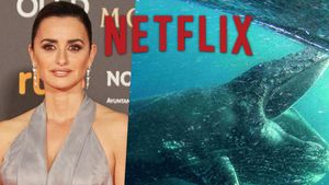 Penélope Cruz, narradora de 'Nuestro planeta' en el doblaje español del documental.