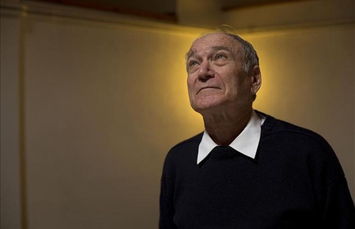Bernardo Kucinski, autor de 'Las tres muertes de K'.