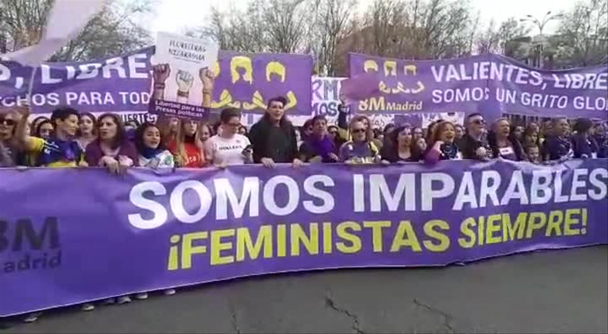 La Comunidad de Madrid se alinea con Darias y desaconseja las convocatorias del 8-M