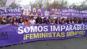 La Comunitat de Madrid s'alinea amb Darias i desaconsella les convocatòries del 8-M