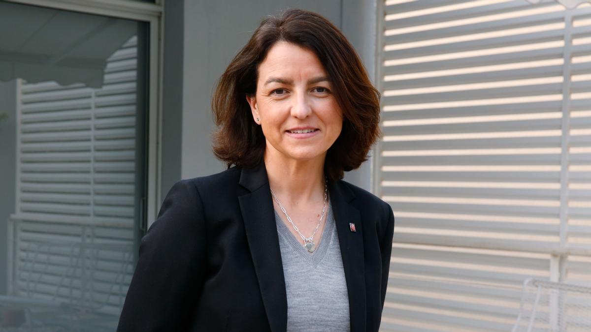 Entrevista a Eva Granados, viceprimera secretaria del PSC.