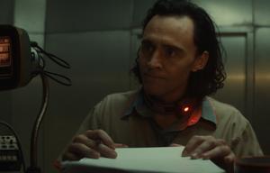 Tom Hiddleston en 'Loki'.