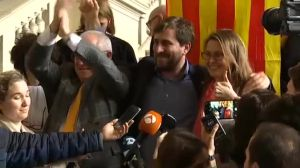 La justicia belga rechaza entregar a España a los ex consejeros.