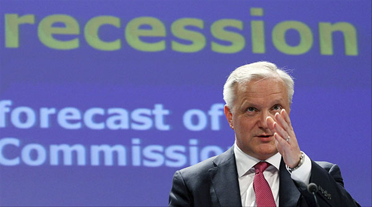 Las previsiones de primavera de la Comisión Europea son peores que las de años anteriores.