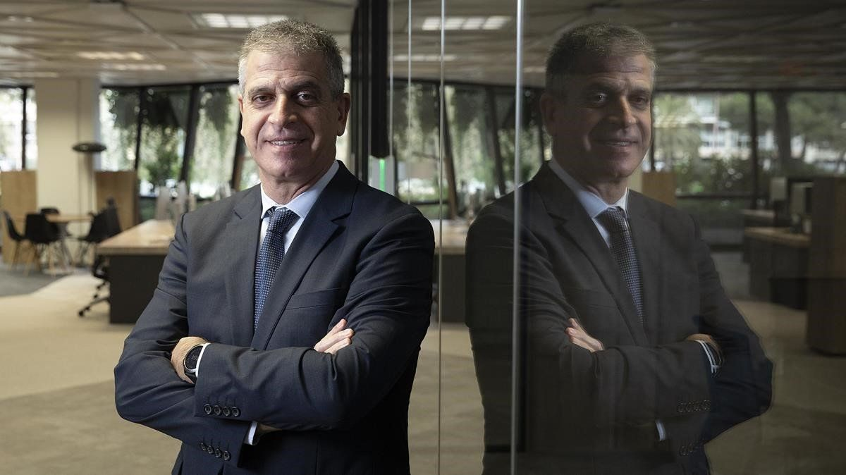 Jordi Mestre, presidente del Gremi d'Hotels de Barcelona.