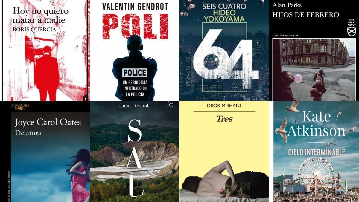 20 novel·les negres per seguir la pista de BCNegra