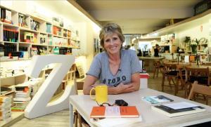 """Mercedes Milá: """"Les altres cadenes són molt covardes per no tenir un espai de llibres"""""""